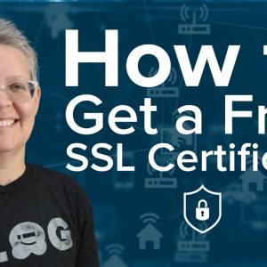 How to Get a Free SSL Certificate for Your WordPress Website Beginner's Guide