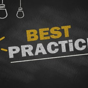 """Are """"Best Practices"""" Holding You Back?"""