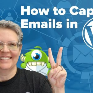 How to Capture Emails in WordPress