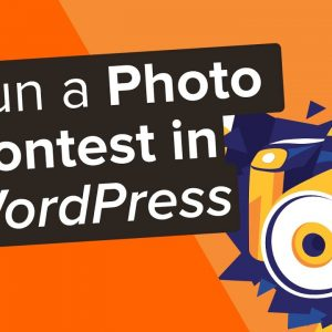 How to Create a Photo Contest in WordPress Step by Step