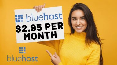 Bluehost $2.95 Per Month | Bluehost Hosting $2.95 Promo (Discount)
