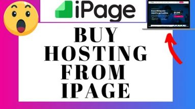 How To Buy Hosting From iPage | iPage Web Hosting Tutorial