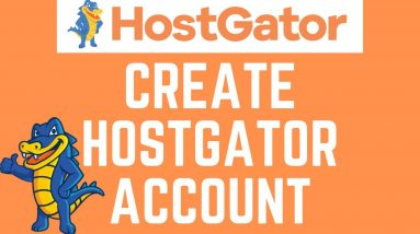 How To Create An Account With Hostgator   Hostgator Tutorial
