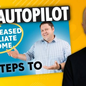Easy Way To Increase Affiliate Income - [Income School] Method On Steroids