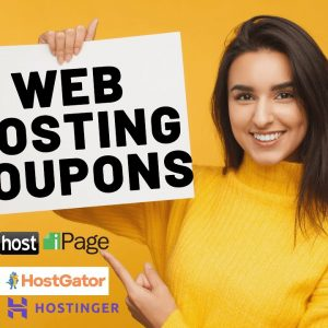Web Hosting Coupon Code (2021) | Hosting Promo Codes and Discounts