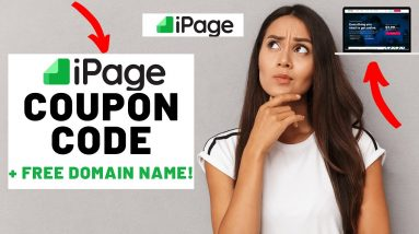 iPage Coupon Code (2021) | iPage Hosting Discount + FREE Domain Name!