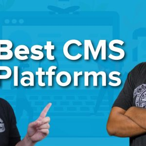 9 Best and Most Popular CMS Platforms in 2021 (Compared)